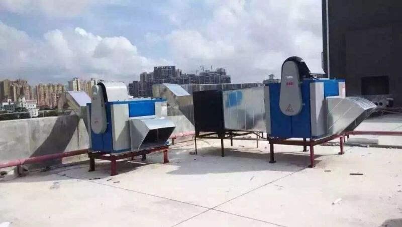 北京五星级酒店消防排烟通风工程设计方案