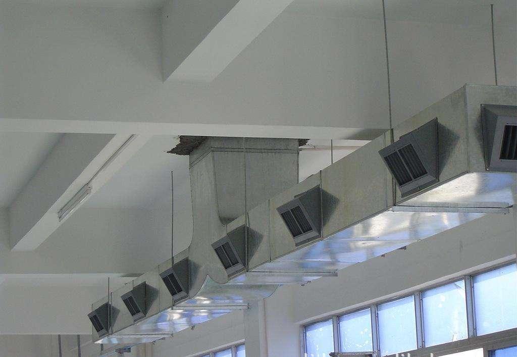 甘肃第一安装工程有限公司中央空调项目