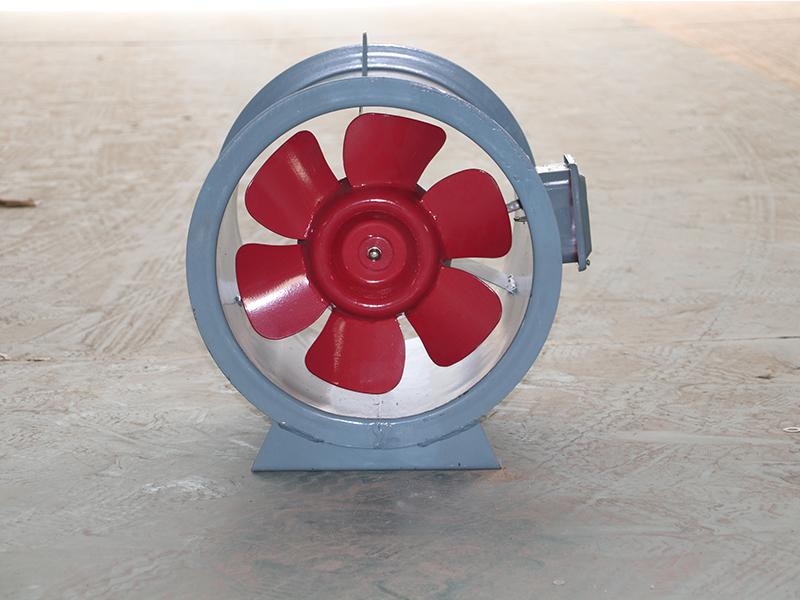 耐280℃的高温消防排烟风机