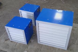 XBDZ-2.5低噪方形壁式轴流风机0.