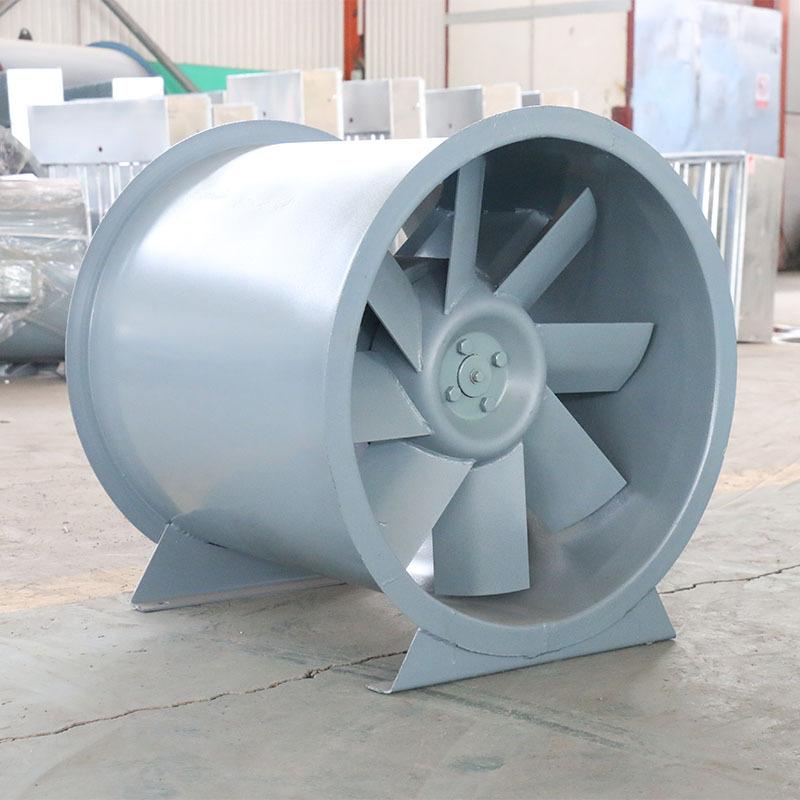 适合消防排烟风机的消声减噪方法
