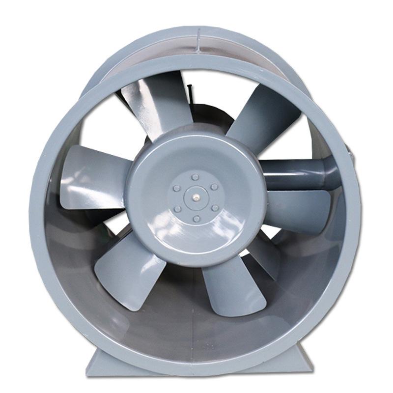 消防排烟风机叶轮的保养方法