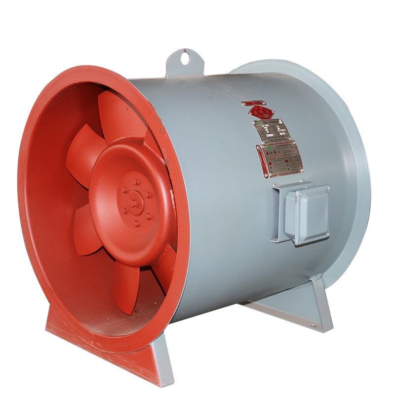 如何处理HTF高温消防排烟风机的轰动现象?