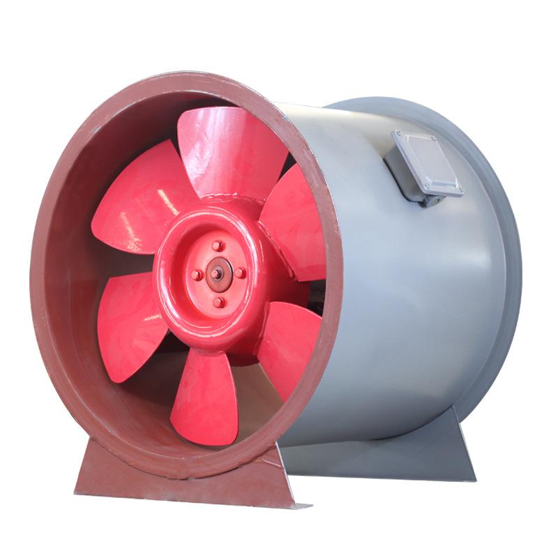 你知道消防排烟风机如何安装吗?