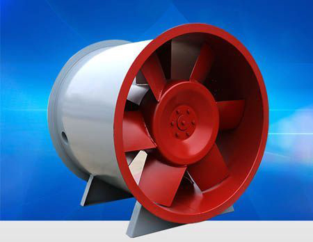 HTF高温消防排烟风机型号及特点详解