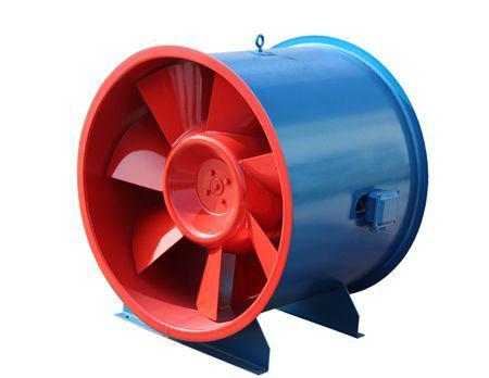 轴流式消防排烟风机基本特点