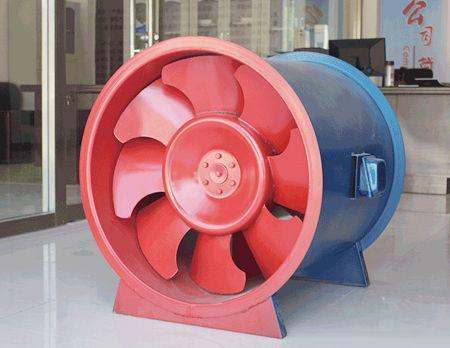 消防高温排烟风机理应该如何维护?