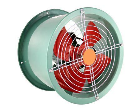轴流风机的广泛应用