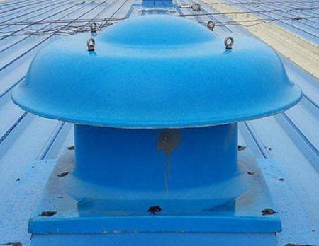 屋顶风机如何使用变频器你了解吗?