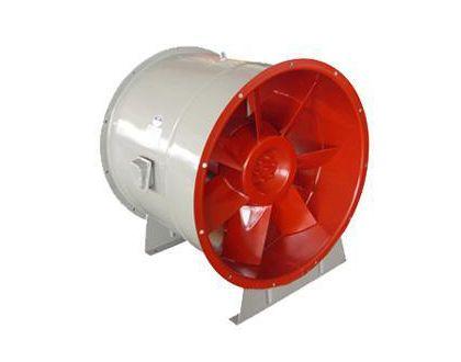如何安置消防高温排烟风机?