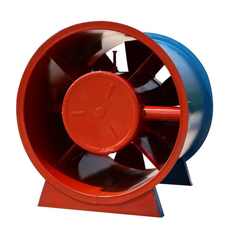 消防高温排烟风机的振动信号基本分析与处理