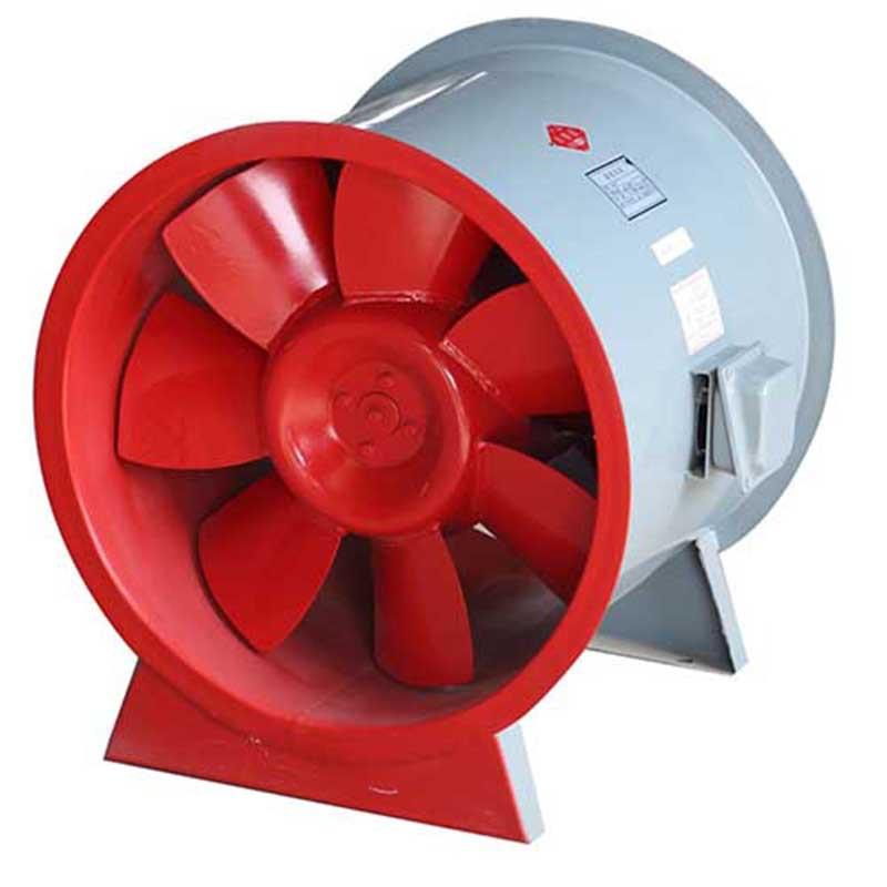 排烟风机运行时在温度上的基本要求