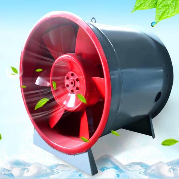 关于消防高温排烟风机的应用方式