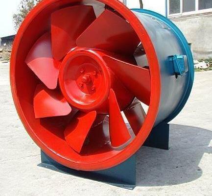 消防排烟风机高温下工作稳定性如何?