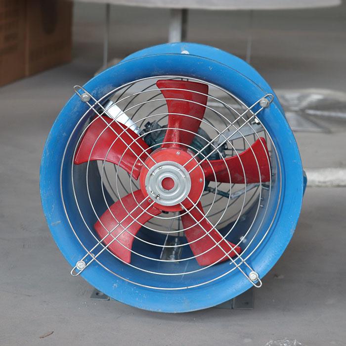 低噪防爆轴流风机