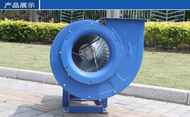 提醒简述低噪音风机箱与普通风机箱对比