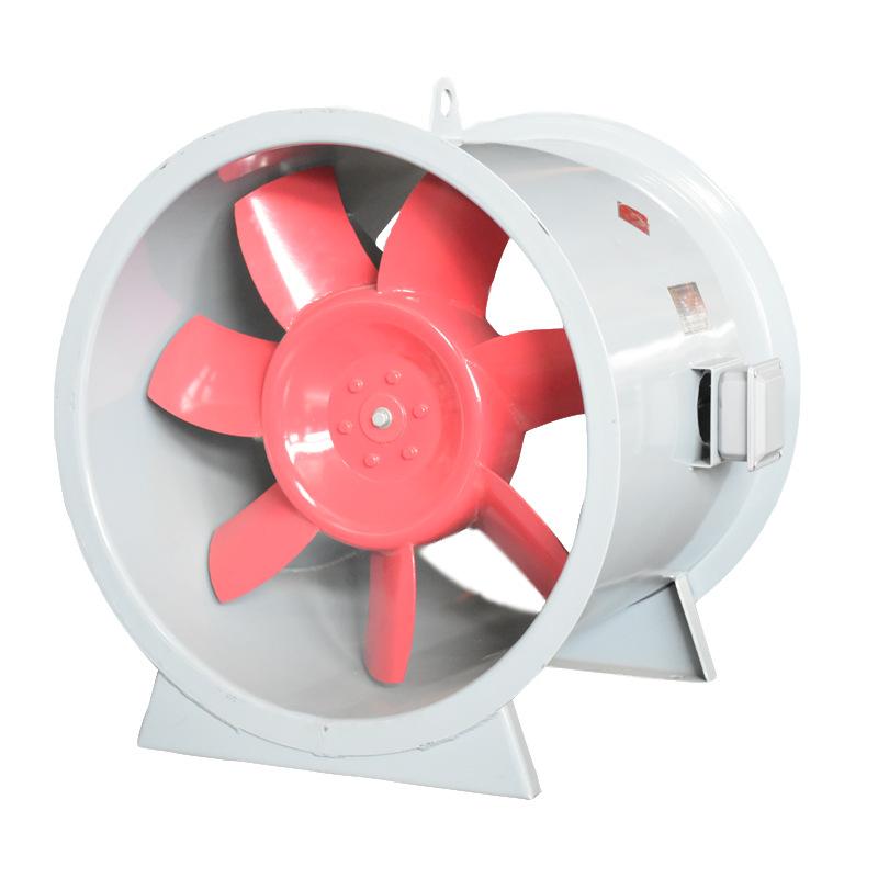 消防排烟风机使用久了出现主轴断裂现象原因