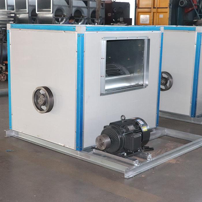 消防排烟风机箱设计科学,性能